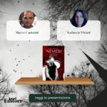 Marco Cantarini e Katuscia Viviani annunciano l'imminente uscita di  Nemesi