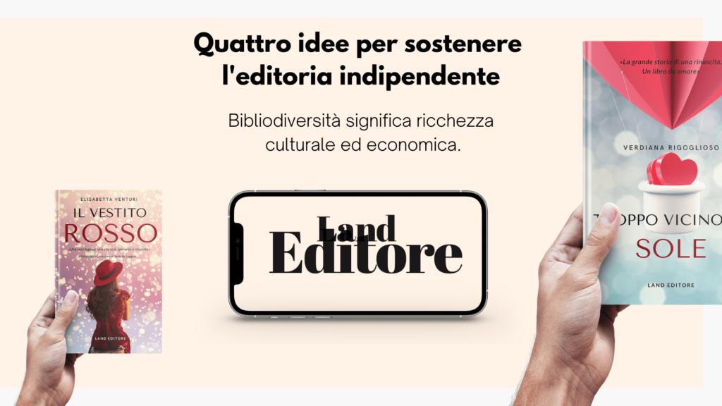 Quattro idee per sostenere l'editoria indipendente