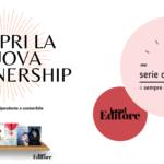 Comunicato stampa: nuova partnership con la piattaforma Serie da leggere