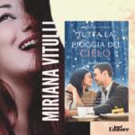 L'editoria riparte dal romance italiano: presentazione di Miriana Vitulli